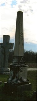 Image for Lucy C. Obelisk - Star Hope Cemetery - near Elsberry, MO