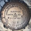 Image for U.S. Geological Survey 30B Benchmark - Yosemite, CA