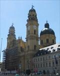 Image for Theatinerkirche St. Kajetan - Munich, Germany