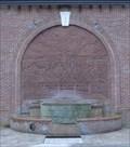"Image for ""Buddy"" Mitchell Plaza Fountain-Rome,Ga"