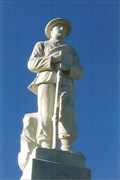 Image for Confederate Soldier - Amory, MS