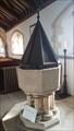 Image for Baptism Font - St James - Stretham, Cambridgeshire