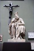 Image for Moses - V&A Museum, Cromwell Gardens, London, UK