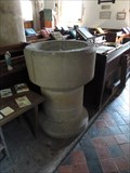 Image for Baptism Font - St Cuthbert - Brattleby, Lincolnshire