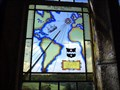 Image for Stained Glass Window Sundial - Buckland Abbey