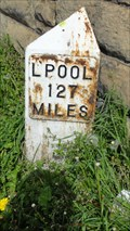 Image for Leeds Liverpool Canal milestone – Leeds, UK