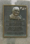 Image for Harry S. Truman - Lamar, MO