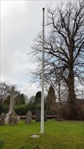Image for Peace Flagpole - St Mary - Welford, Northamptonshire
