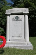 Image for North Carolina Monument - Vicksburg NMP, Vicksburg, MS