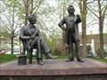 Image for Abraham Lincoln & Stephen A. Douglas - Freeport, IL