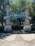 Image for Florida Welcomes You obelisks - Yulee, Florida