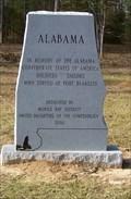 Image for Alabama Memorial - Historic Blakeley State Park, AL