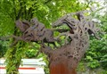 Image for Headless Horseman Sculpture - Sleepy Hollow, NY