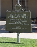 Image for Butterfield Overland Mail -- Mesilla Station, Old Mesilla Plaza, Las Cruces NM