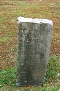 Image for George E. Duncan -  New Richland Baptist Church Cemetery - near Fulton, MO