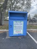 Image for Ollies Bargain Outlet Donation Box - Lakeland, FL.