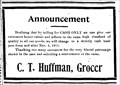 Image for C.T. Huffman Grocer - Philipsburg, MT