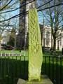 Image for Churchyard Cross, Minster Church of St Peter ad Vincula - Stoke, Stoke-on-Trent, Staffordshire.
