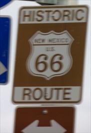 Pony Soldier - Route 66 Neon - Tucumcari, NM.