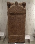Image for Roman Tombstone - Shrewsbury, West Midlands, Great Britain.