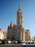 Image for Steeple Matthiaskirche (Matthiaschurch) - Budapest, Hungary