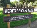 Image for Heritage Oaks Park - Los Altos, CA