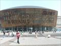 Image for Bae Caerdydd - YN GYMRAEG  edition -  Cardiff Bay, Wales.