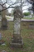 Image for S.T. Duke - Dawson Cemetery - Dawson, TX