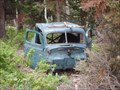 Image for  A Dead Car in the Mountains