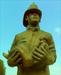 Image for Monumento ao Bombeiro, Amadora, Portugal
