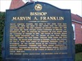 Image for Bishop Marvin A. Franklin (White County)
