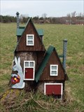 Image for Wee Folk Fairy Door, Ayr Ontario