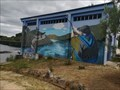 Image for Fishing mural - Ourense, Galicia, España