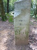 Image for Cut Mark - milestone, Gibbet Hill, Surrey, UK