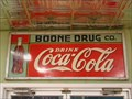 Image for Boone Drug Coca Cola Sign - Boone, NC
