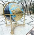 Image for Earth globe in Gülhane Park - Istanbul, Turkey