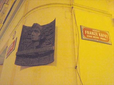 Franz Kafka, Prague, Czech Republic - Childhood Home