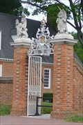 Image for Governor's Palace Gate - Williamsburg, VA