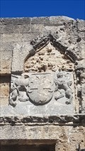 Image for Pierre d'Aubusson - Gate of Saint Athanasios - Rhodes, Greece