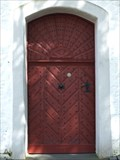 Image for Doorway of Kapelle St. Josef in Queckenberg - NRW / Germany