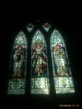 Image for Stained Glass Windows, St Anne's - Sutton Bonington, Nottinghamshire