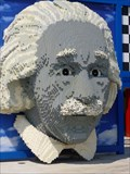 Image for Albert Einstein - Legoland, Florida, USA.