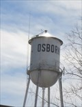 Image for Osborne East Municipal Tank --Osborne KS