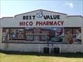 Image for Best Value Pharmacy Mural - Hico, TX