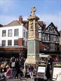 Image for Buttermarket War Memorial - Canterbury, Kent, UK