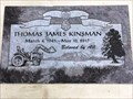 Image for Thomas James Kinsman-Toledo, WA