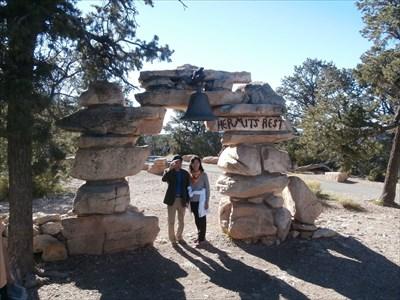 Hermits Rest, Grand Canyon, AZ