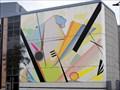Image for CNSI Labs mural - Goleta, California