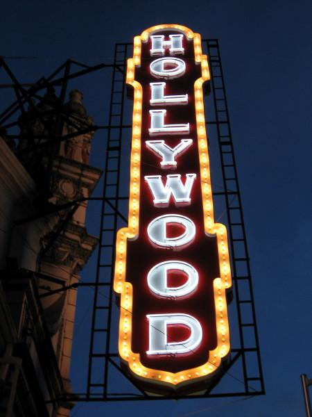 Hollywood Theater, Portland, Oregon   Vintage Movie Theaters On  Waymarking.com