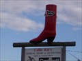 Image for Ginormous Boot in Hilliard, Florida